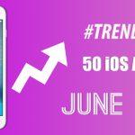 Top 50 Best Trending Apple [iOS] Apps of SEP 2018 in USA